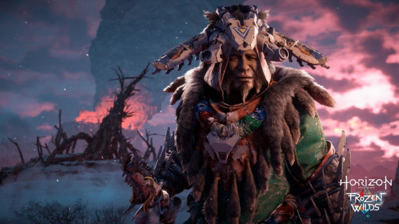 Premierowy zwiastun Horizon Zero Dawn: The Frozen Wilds