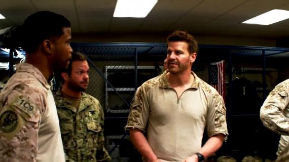 SEAL Team: sezon 1 odcinki 4-6 – recenzja