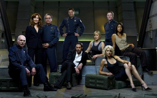 Battlestar Galactica - nowy serial nie będzie rebootem?