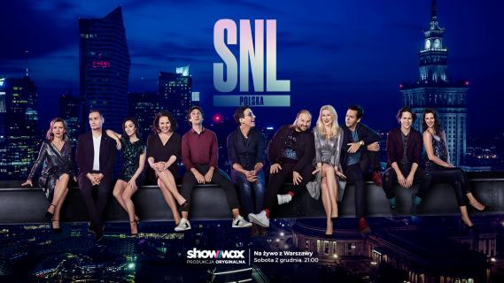 Znamy nazwiska pierwszych prowadzących Saturday Night Live Polska