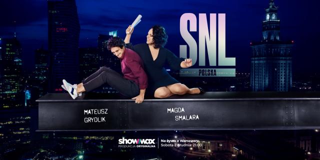 Zobacz czołówkę Saturday Night Live Polska