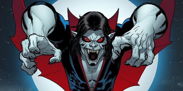 Sony podejmuje nowy spin-off Spider-Mana! Głównym bohaterem Morbius