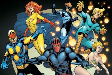 Marvel's New Warriors - czy serial ujrzy światło dzienne? Nowa informacja