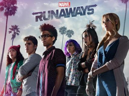 Dzieciaki z Runaways właśnie dotarły na Showmax