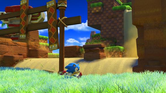 Zawrotna prędkość w premierowym zwiastunie Sonic Forces