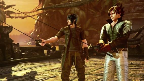 Nietypowy gościnny występ w Tekken 7. Do gry trafi Noctis z Final Fantasy XV