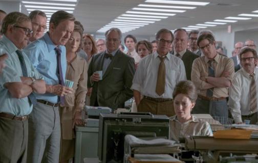 Spielberg o walce dziennikarzy z rządem. Zwiastun The Post
