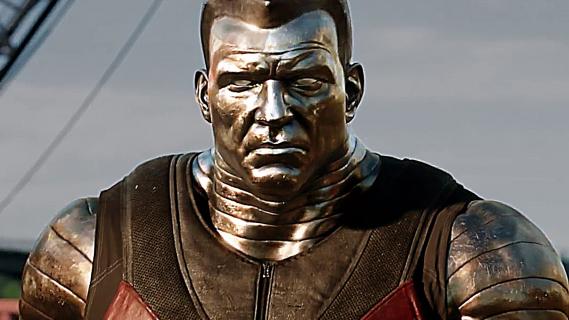 Nowi mutanci - w filmie miał pojawić się Colossus