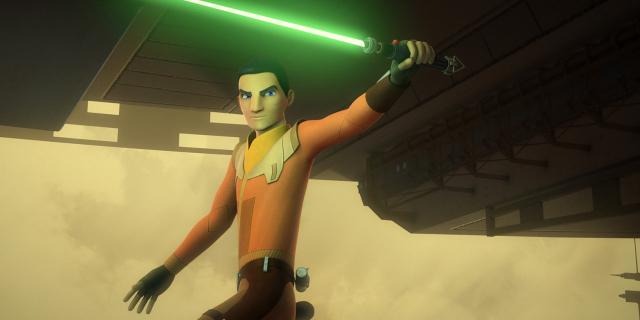 Gwiezdne Wojny - Ezra Bridger został obsadzony w serialu o Ahsoce. Nowa plotka