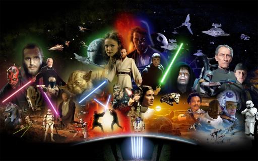 Gwiezdne Wojny online - wszystkie filmy w HBO GO - lista dat