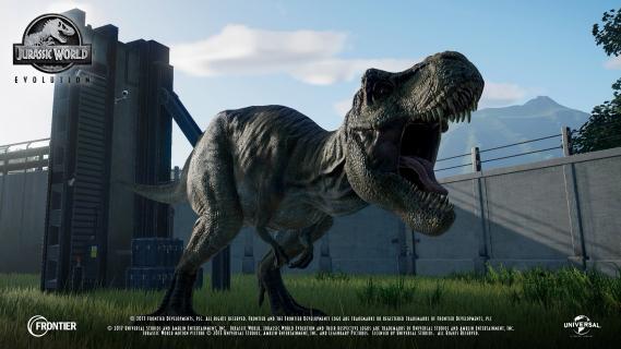 Szybkie spojrzenie na Jurassic World Evolution. Premiera latem