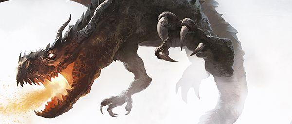 Legion płomienia: będzie drugi tom smoczej fantasy