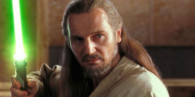 Qui-Gon w filmie o Obi-Wanie? Liam Neeson nie ma nic przeciwko