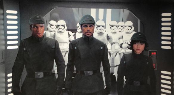 Gwiezdne Wojny: ostatni Jedi – Tom Hardy został wycięty. Szczegóły i szkice koncepcyjne