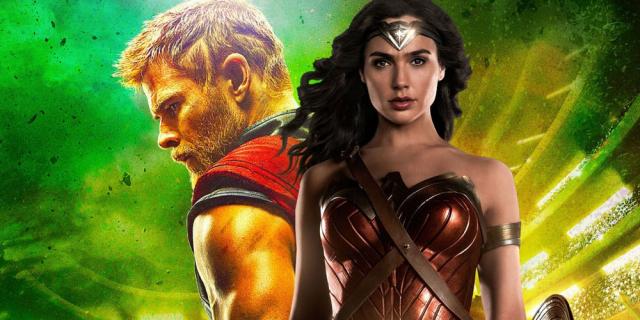 Box Office: Thor: Ragnarok zarobił już więcej niż Wonder Woman