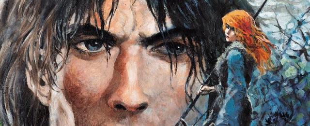 Thorgal. Młodzieńcze lata #05: Slivia – recenzja komiksu