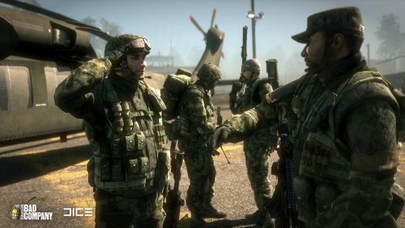 Kolejny Battlefield to Bad Company 3 z akcją w Wietnamie?