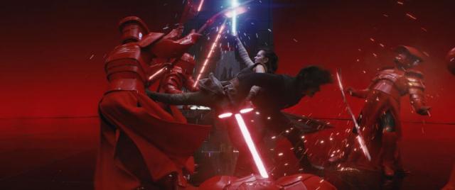 Gwiezdne Wojny – czy zniszczony miecz Rey jest wskazówką dla fabuły?