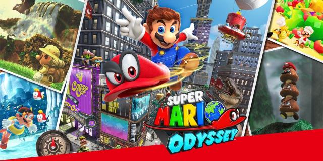 TOP 10: Najlepsze gry na Nintendo Switch