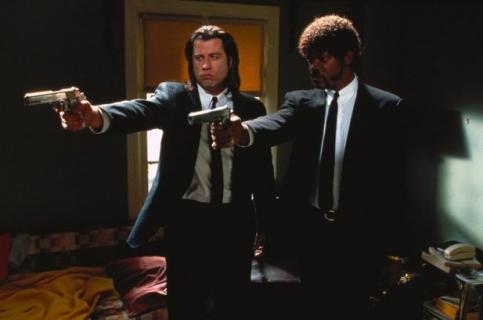 Pulp Fiction - po latach Tarantino zdradza jedną z tajemnic filmu. Co się stało z Pokrakiem?