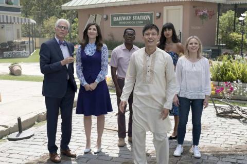 [SDCC 2018] The Good Place – opis pierwszych scen 3. sezonu