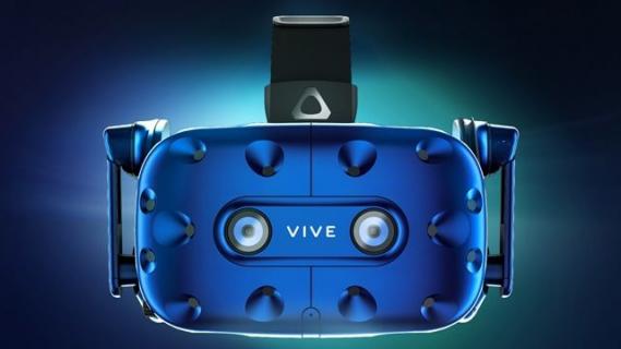 HTC chce, aby gogle VR rozpoznawały ruch twoich ust