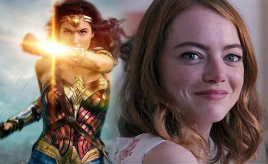 Plotka: Emma Stone miała zagrać w Wonder Woman 2. Wiemy kogo