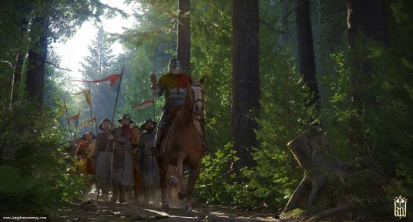 Kingdom Come: Deliverance przywita graczy ogromną aktualizacją