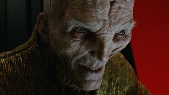 Gwiezdne Wojny - Kylo Ren i Snoke na... Dagobah mistrza Yody [grafiki z komiksu]