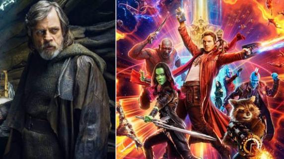 Mark Hamill chce zagrać w Strażnikach Galaktyki 3. Co na to Gunn?