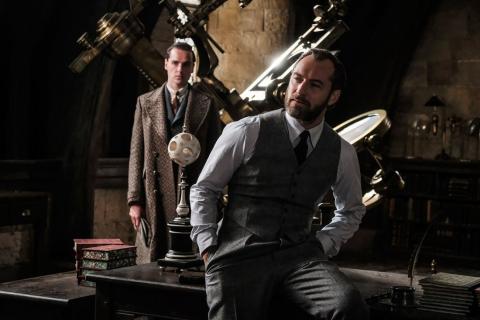 Fantastyczne zwierzęta 2 – czy sequel pokaże orientację Dumbledore'a?