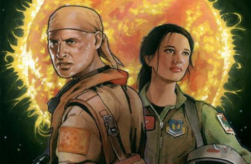 Stanowisko reżysera adaptacji komiksu Afterburn obsadzone