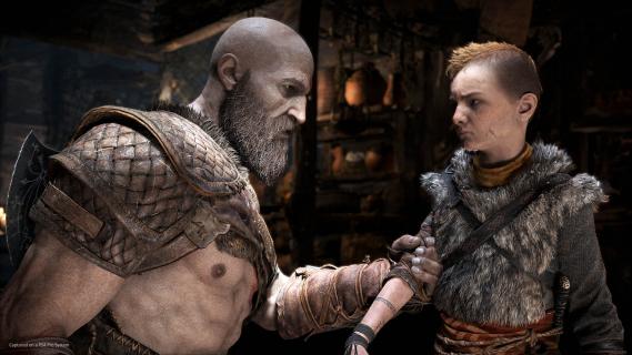 God of War: Zobaczcie efektowny zwiastun z okazji Dnia Ojca