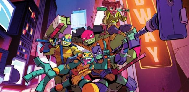 Żółwie Ninja powracają. Oto zwiastun Rise of the Teenage Mutant Ninja Turtles