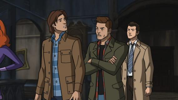 Bracia Winchester i Scooby-Doo w akcji. Zwiastun kolejnego odcinka Nie z tego świata