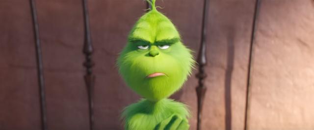 Grinch wyrusza, aby skraść Boże Narodzenie. Pierwszy zwiastun animacji Grinch: świąt nie będzie