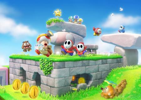 Wszystkie zwiastuny i zapowiedzi z marcowego Nintendo Direct