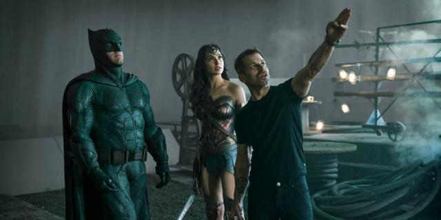Liga Sprawiedliwości – była presja, by wersja Snydera przypominała MCU