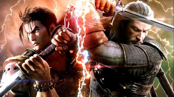 Wiedźmin w Soulcalibur VI. Twórcy opowiadają o postaci Geralta