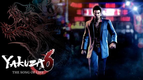 SEGA wyda grę Yakuza 6 także na PC