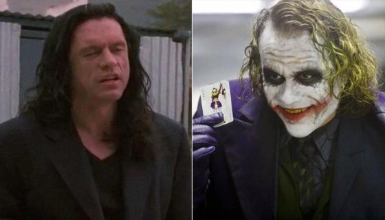 Tommy Wiseau nie zagra Jokera, bo ma w sobie za dużo emocji