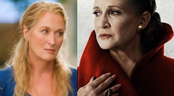Gwiezdne Wojny: Część IX – fani chcą Meryl Streep w roli Lei