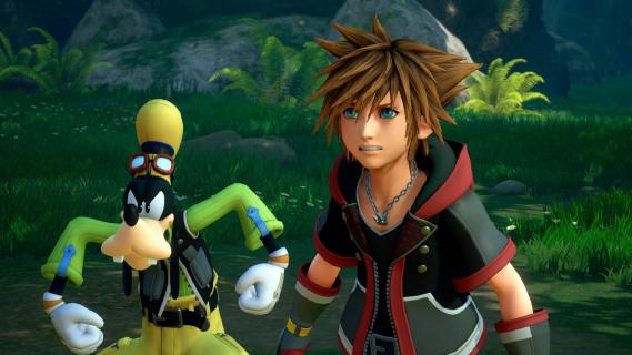 Nostalgiczny powrót do przeszłości w nowym zwiastunie Kingdom Hearts III