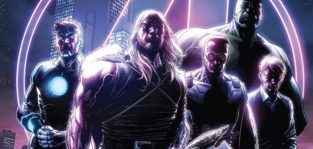Avengers. Czas się kończy #01 – recenzja komiksu