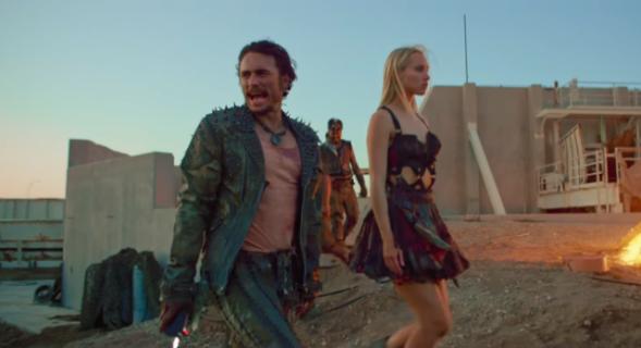 Prawie jak Mad Max. Zobacz zwiastun filmu Future World z Jamesem Franco
