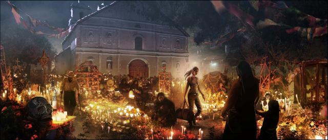 W Shadow of the Tomb Raider zabraknie ikonicznych broni