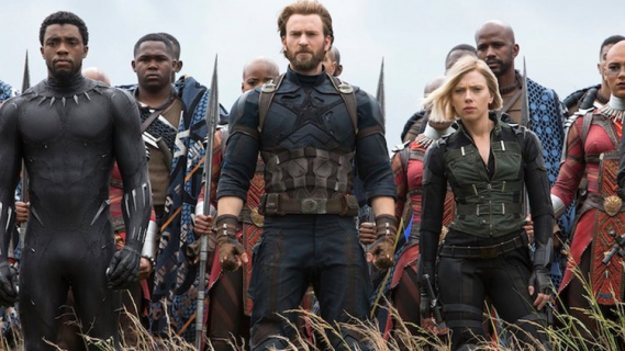 Avengers kontra Black Order oraz nowe plakaty widowiska