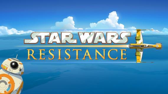 Star Wars Resistance – Lucasfilm łączy siły z Polygon Pictures od animacji Wojny Klonów