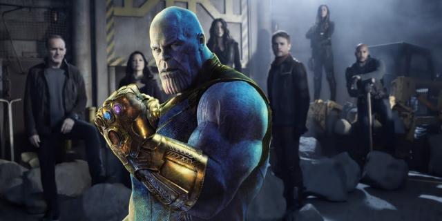 Thanos głównym złoczyńcą w serialu Agenci T.A.R.C.Z.Y.? Jest wyraźne powiązanie