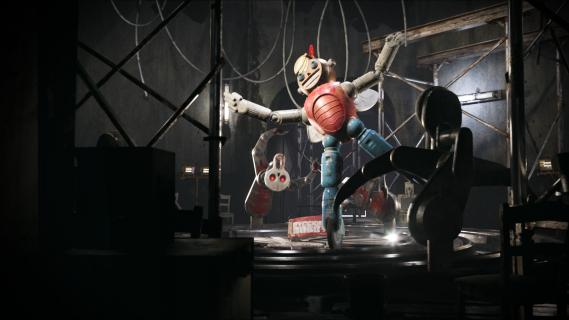 """Atomic Heart, czyli """"rosyjski Bioshock"""" w ruchu. Zobacz zwiastun"""